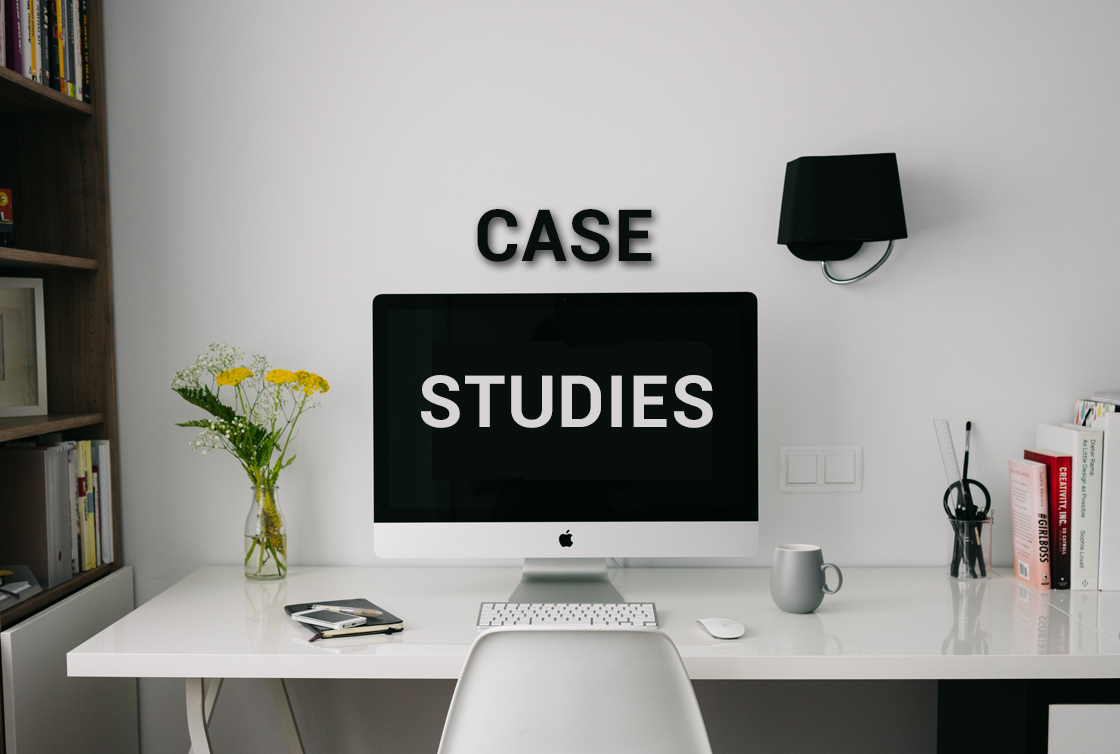 cover of Case Studies section