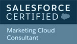 logo of Salesforce Marketing Cloud Consultant Certificate